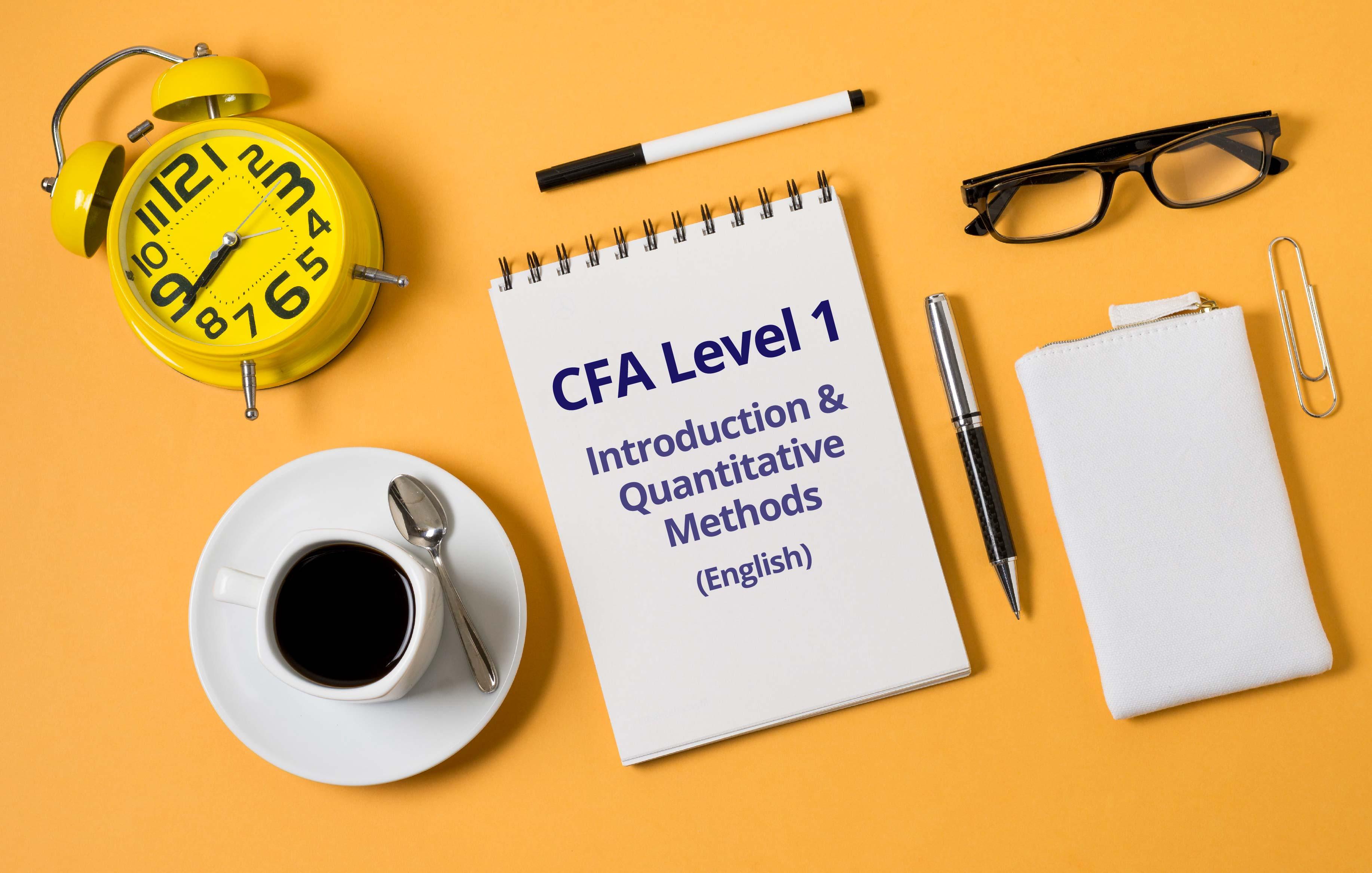 Course Image CFA Level 1 (English)